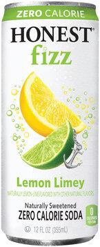 Honest® Fizz Lemon Limey Soda 12 fl. oz. Can