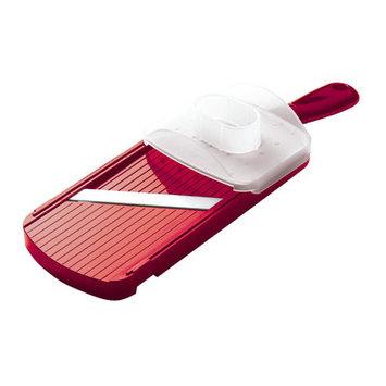 None Kyocera Cooks Tools Red Adjustable Slicer