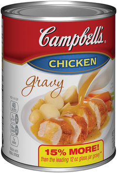 Campbell's® Chicken Gravy 13.8 oz. Can