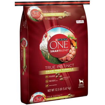 PURINA ONE® SmartBlend True Instinct Grain-Free Formula Nutrient-Dense with Real Chicken & Sweet Potato Adult Dog Food