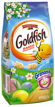 Pepperidge Farm® Goldfish® Vanilla Cupcake Baked Graham Snacks 6.6 oz. Package