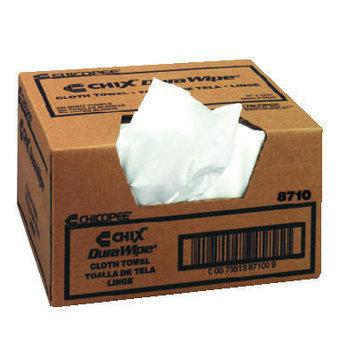 Chix DuraWipe General Purpose Towel in White