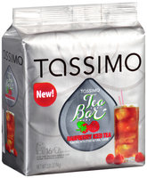 Tassimo Tea Bar Raspberry Iced Tea T Discs 16 ct. Bag