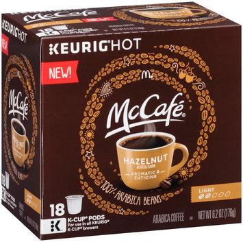 McCafe Hazelnut Coffee K-Cup® Pods 18 ct Box