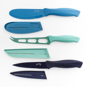 Fiesta 6-pc. Sandwich Prep Knife Set