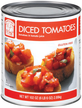 Bakers & Chefs Diced Tomatoes