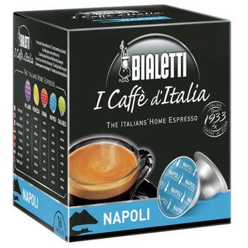 Bialetti I Caffe d'Italia Napoli Espresso Capsules - 16-pk.