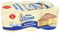 Nestlé LA LECHERA Sweetened Condensed Milk, 6 - 14 oz Cans