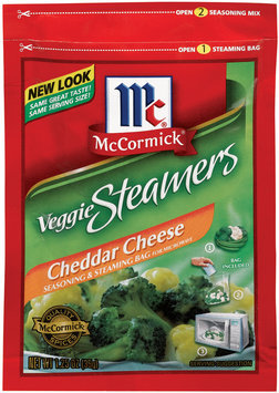 Vegetable Cheddar Cheese Veggie Steamers 1.25 Oz Pouch