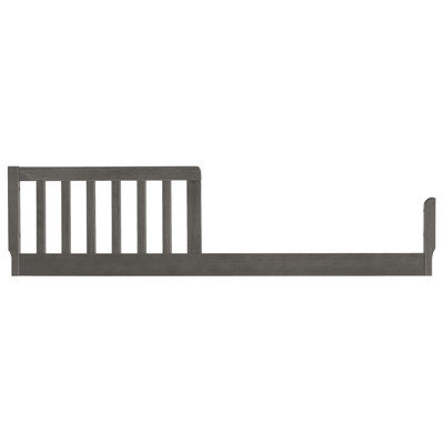 Davinci Toddler Bed Conversion Rail Kit Finish: Slate
