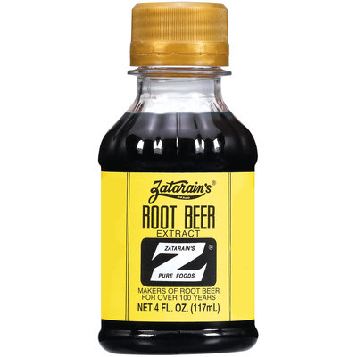 Zatarain's® Root Beer Extract 4 fl. oz. Bottle
