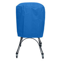 KoverRoos O3056 Weathermax Supersize Smoker Cover Pacific Blue - 30 Dia x 57 H in.
