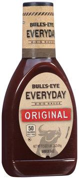 Bull's-Eye Everyday Original Barbecue Sauce 17.5 oz. Bottle