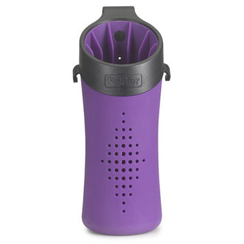 Polder Hot Sleeve Styling Tool Storage, Purple
