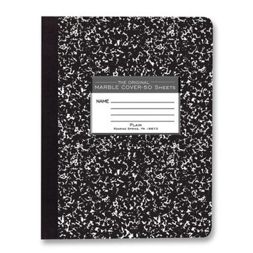 Roaring Spring Paper Products ROA77260 Unruled Composition Book