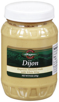 Haggen Dijon Mustard 9 Oz Plastic Jar