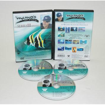 Weber Art Weber Wyland Art Studio DVD 13 Episodes Series 3