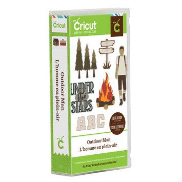 Provo Craft & Novelty Inc. Provo Craft 2001982 Cricut Cartridge Outdoor Man