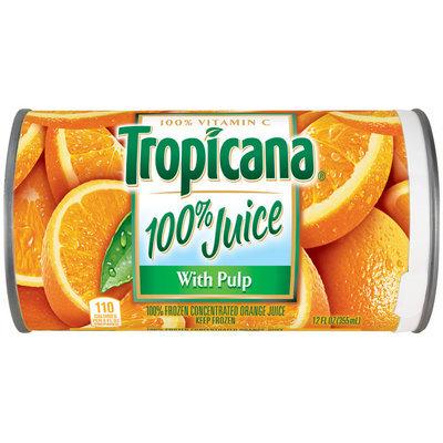 Tropicana® 100% Frozen Concentrated W/Pulp Orange Juice