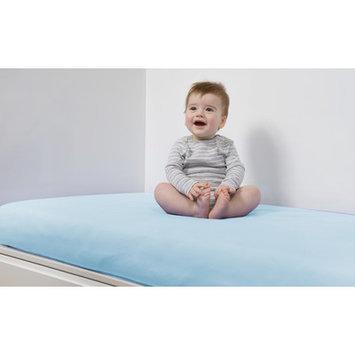 B.sensible Baby Crib Sheet Color: Blue