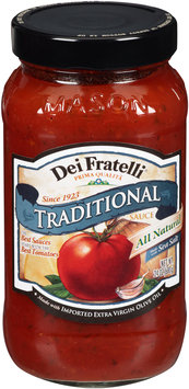 Dei Fratelli® Traditional Pasta Sauce 24 oz. Jar