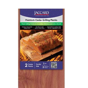 Jaccard Premium Shrink Wrap Large Cedar Grilling Planks (Set of 2)