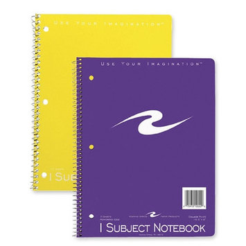 Roaring Spring Paper Products 10022 One Subject Notebook