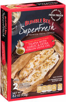 Bumble Bee SuperFresh® Tilapia with Garlic & Extra Virgin Olive Oil 8.2 oz. Box