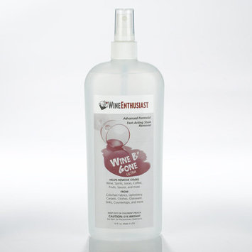 Wine Enthusiast Wine B'Gone Stain Remover Spray