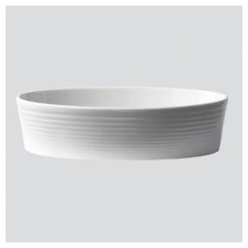 Gordon Ramsay Maze White by Royal Doulton Pie Dish