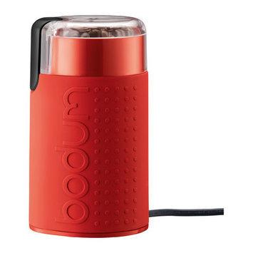 Bodum BISTRO Blade Red Electric Coffee Grinder
