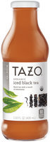 Tazo® Organic Iced Black Tea 13.8 fl. oz. Glass Bottle