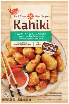 Kahiki® Sweet & Spicy Chicken Frozen Entree 26 oz. Bag