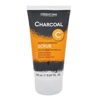 CREIGHTONS Charcoal Deep Cleansing Scrub
