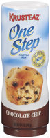 Krusteaz One Step Chocolate Chip Muffin Mix 8.47 Oz Plastic Container