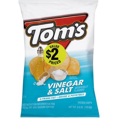 Tom's® Vinegar & Salt Potato Chips