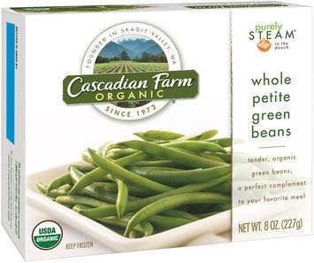 Cascadian Farm® Organic Whole Petite Green Beans 8 oz. Box