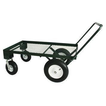 Edsal Sandusky Sandusky 750 lb. Capacity Heavy Duty Flat Nursery Cart
