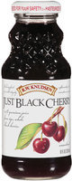 R.W. Knudsen Family™ Just Black Cherry 100% Juice 8 Oz Glass Bottle