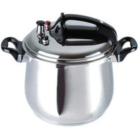 Mbr Industries 5.3-Quart Stainless Steel Pressure Cooker