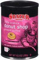 Stater Bros.® Donut Shop Mild Roast Ground Coffee 10.3 oz. Canister
