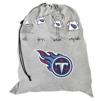 Forever Collectibles NFL Laundry Bag NFL Team: Tennessee Titans