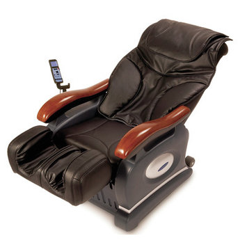 Icomfort Faux Leather Zero Gravity Massage Chair