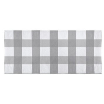 Wildon Home Ophelie Beach Towel Color: Gray