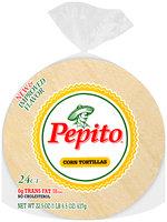 Pepito® Corn Tortillas