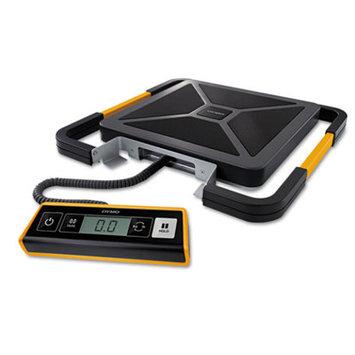 DYMO by Pelouze 4040 HeavyDuty Electronic Utility Scale 400lb Capacity 12 x 121/2 Platform