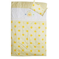 Piyo Piyo Extended Length All Season Comforter in Yellow