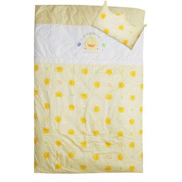 Piyo Piyo Extended Length All Season Comforter in Yellow