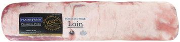 PrairieFresh® Natural Boneless Pork Loin 2-Pack