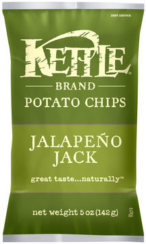 Kettle Brand® Jalapeño Jack Potato Chips